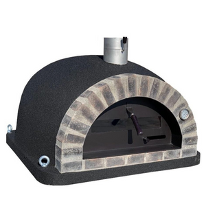 Traditional Wood Fired Brick Pizza Oven - Pizzi Scuro