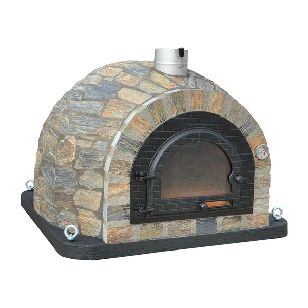 Traditional Wood Fired Brick Pizza Oven - Tuscano