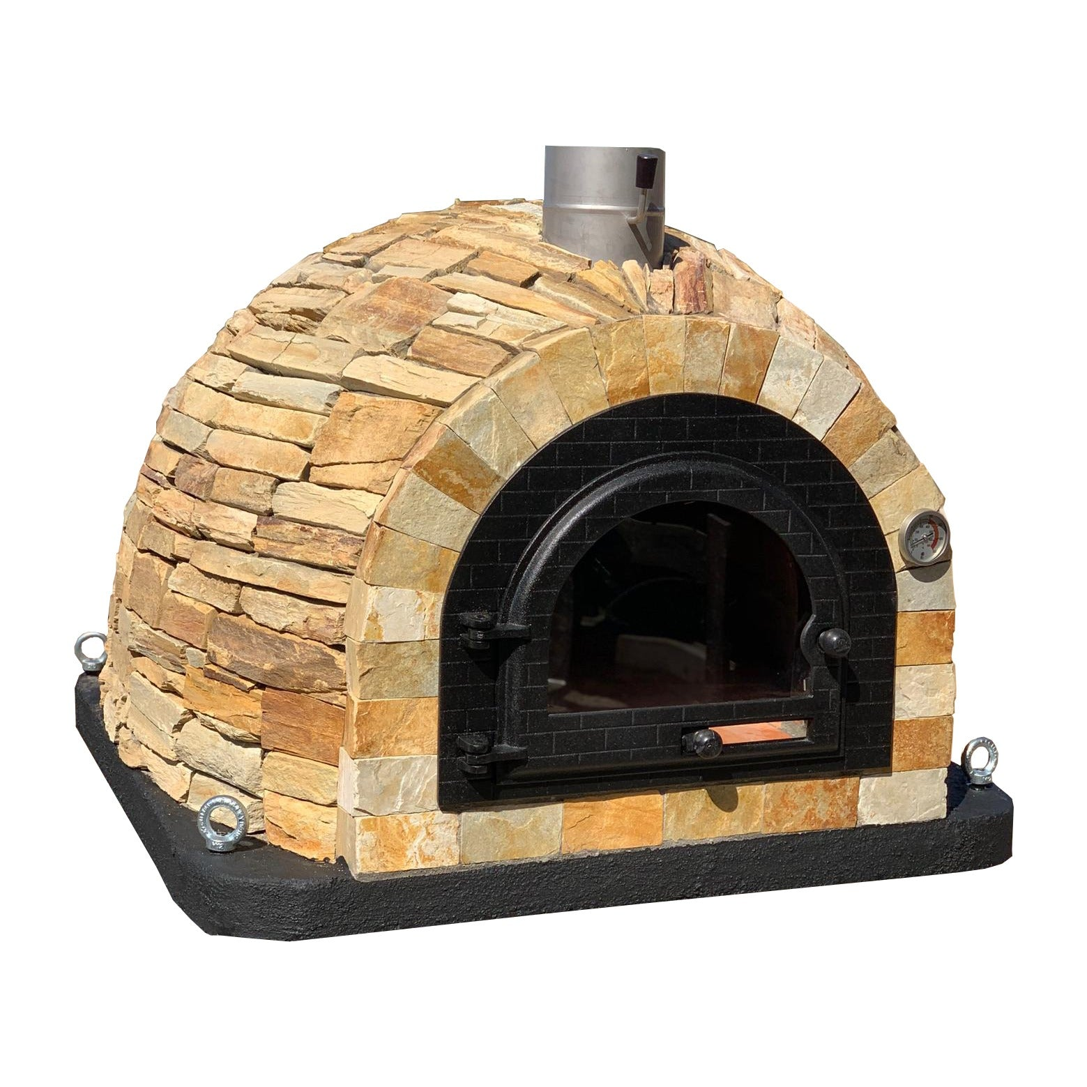 Traditional Wood Fired Brick Pizza Oven - Vegas