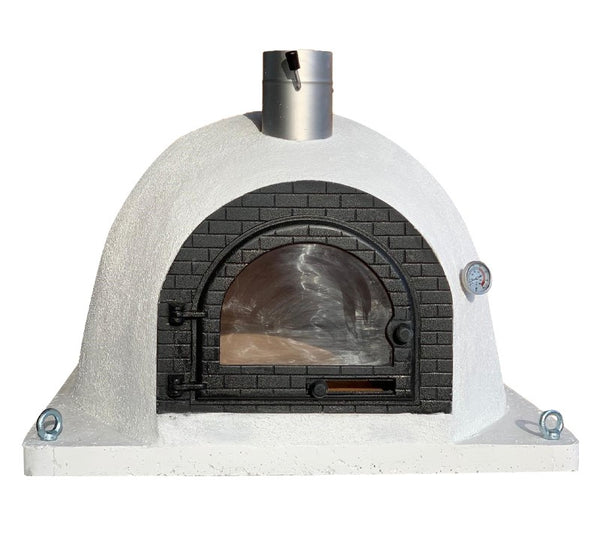 Traditional Wood Fired Brick Pizza Oven - Mystic