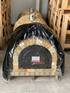 Traditional Wood Fired Brick Pizza Oven Cover - Traditional Oven Cover