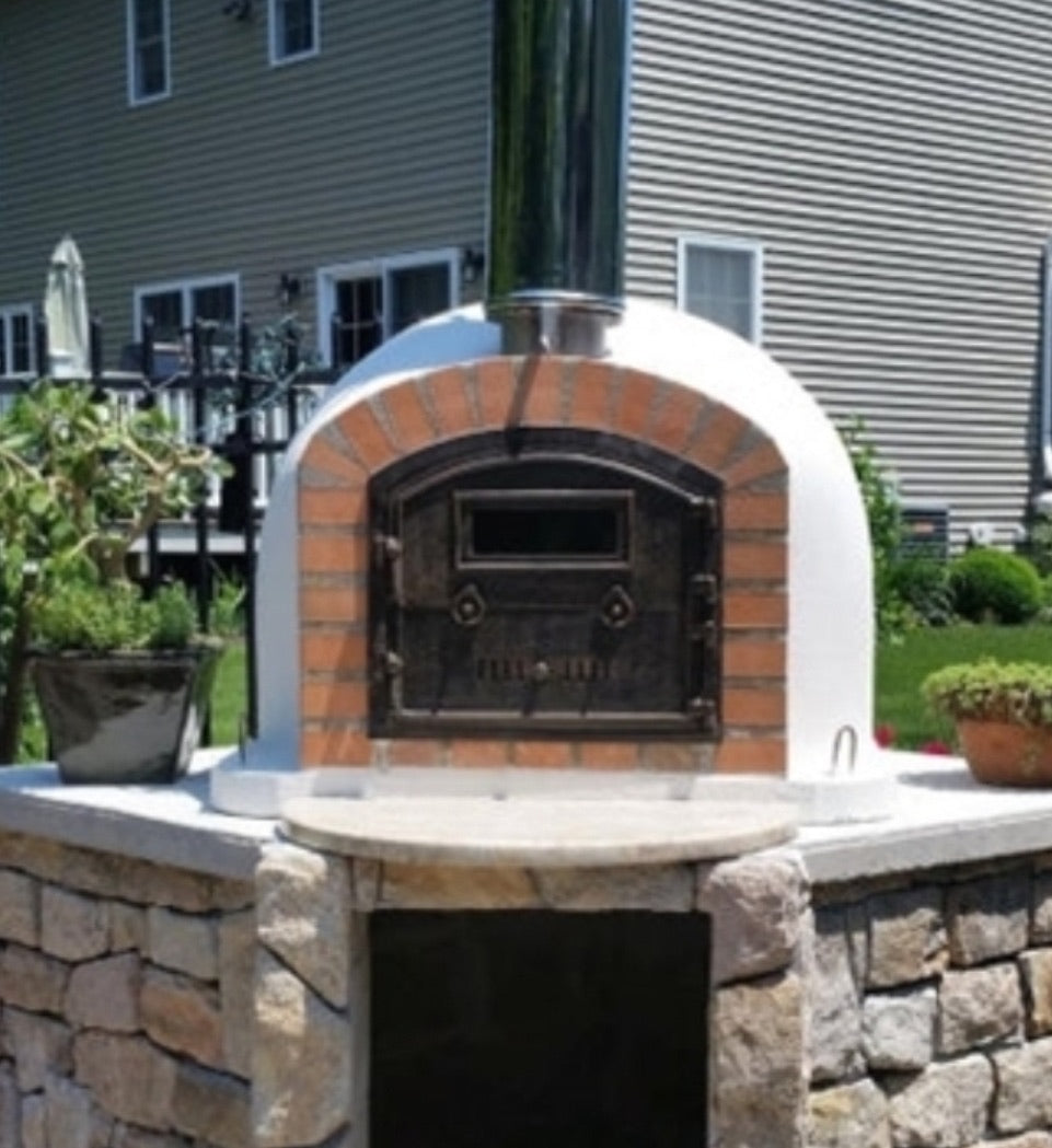 Traditional Wood Fired Brick Pizza Oven - Perfectto