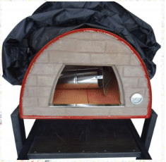 Portable Wood Fired Brick Pizza Oven Cover - Maximus Prime Oven Cover
