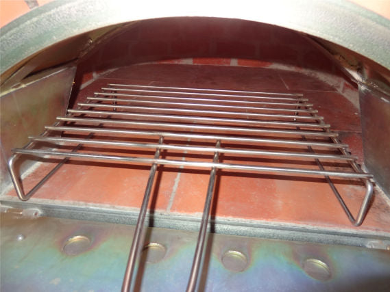 Traditional Wood Fired Brick Pizza Oven BBQ Rack - Large BBQ Rack