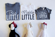 Big Little sibling tee