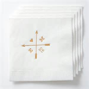 Napkin - One or Two Color beverage