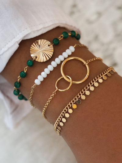 4pcs Goddess Bracelet Set - Hipimi