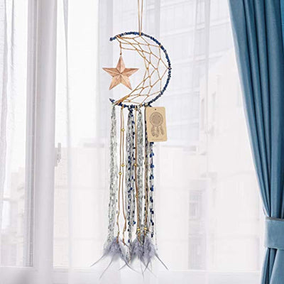 Blue Moon Dream Catcher - Hipimi