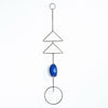 Agate and Crystal Wall Hanging - Hipimi