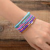 4MM SUMMER VIBES STRETCH BRACELET - Hipimi