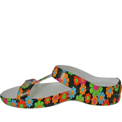 Women's Loudmouth Z Sandals - Magic Bus - Hipimi