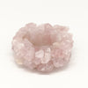 Rose Quartz Points Candle Holder - Hipimi