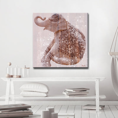 Ready2HangArt 'Wild Zen IV' Inspirational Canvas Art by Olivia Rose - Hipimi