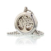 Aromatherapy Diffuser Necklace - Tree of Life - Hipimi