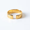 Custom Initials - SPLIT RING - Hipimi