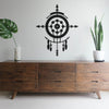 Boho - Metal Wall Art - Hipimi