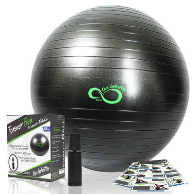 Professional Grade Anti Burst Exercise Ball - Hipimi