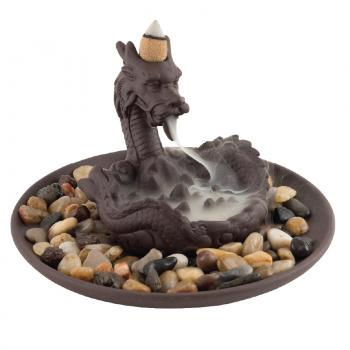 Dragon Backflow Incense Burner - Hipimi