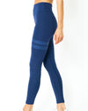 Ashton Leggings - Navy Blue - Hipimi