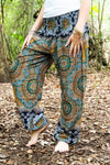 MANDALA Pants Women Boho Pants Hippie Pants Yoga