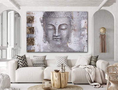 Gautama Buddha Painting Only