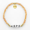 HOPE - Crystal Bracelet - Hipimi