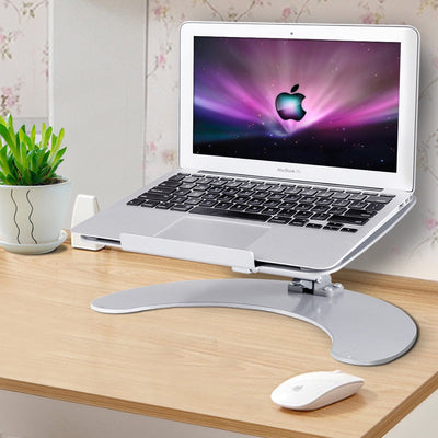 Portable Aluminum Laptop Cooling Stand - Hipimi