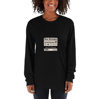 New Energies Print Long sleeve t-shirt - Hipimi