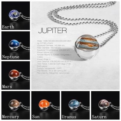 Planet Necklace - Hipimi