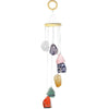 7 Chakra Natural Stones Crystal Wind Chime - Hipimi