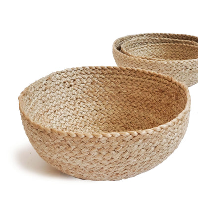 Kata Candy Bowl - Natural (Set of 4) - Hipimi