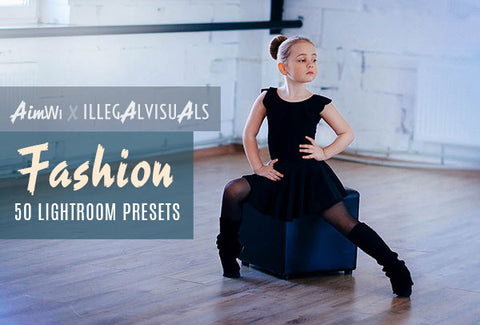 Lightroom Presets: Fashion (50 presets)