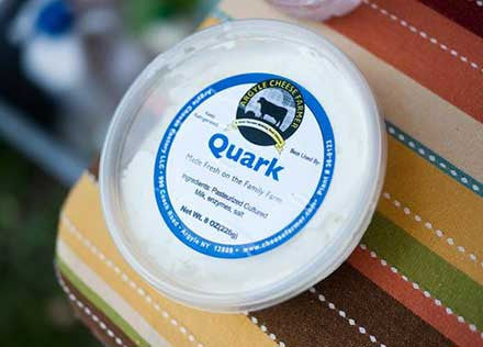Quark Cheese Spread