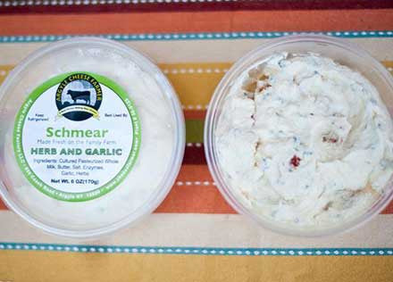 Schmear Cheese Spread