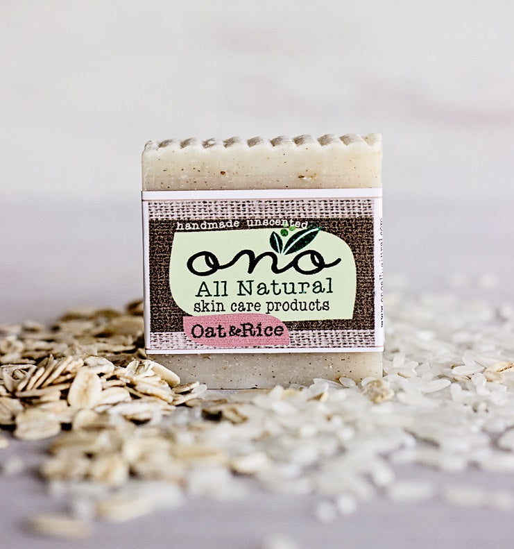 Oat and Rice Soap