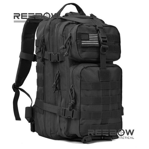 Military Tactical Assault Pack Backpack, Waterproof Bug Out Bag Backpacks Small Rucksack for Outdoor Hiking Camping