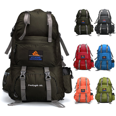 Outdoor, Hiking, and Camping Backpack