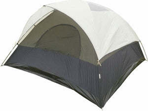 World Famous Sports 10' x 10' Dome Tent- Sleeps 5-6