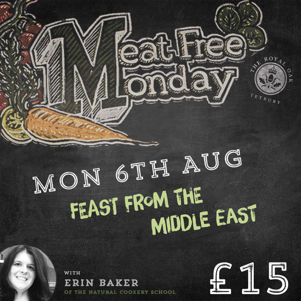 Erin Baker's Feast from the Middle East - SOLD OUT!