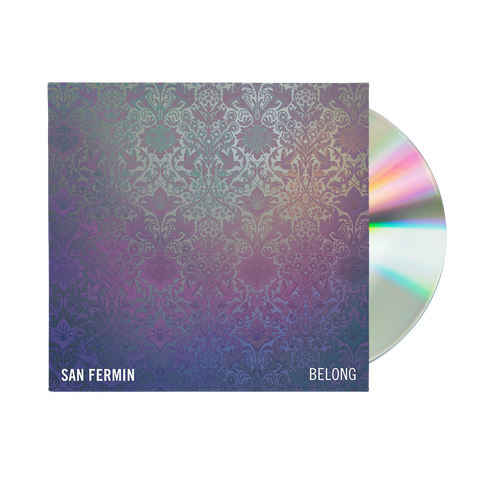 BELONG - Autographed CD (Pre-order)