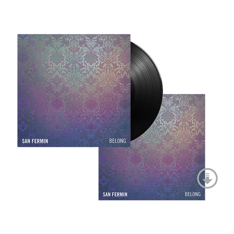 BELONG - Vinyl LP + Digital Album (Pre-order)