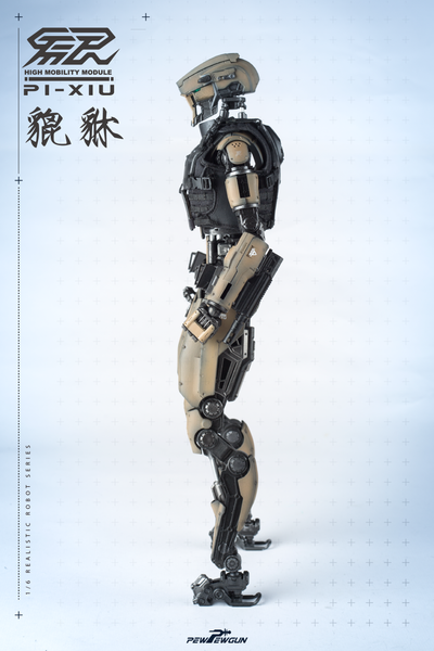 【1/6 機械人型素體-高機動模組:貔貅】/【1/6 Robotic Nude Body-High Mobility Module PI-XIU】