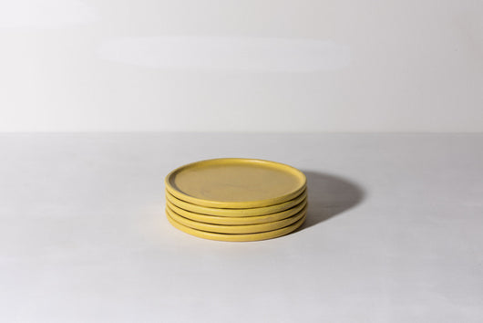 Dinner Plate 23 cm - Babbo Yellow
