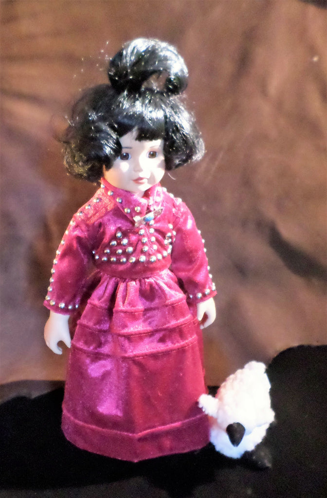 """Out with the Momma's Flock"" 16"" Doll"
