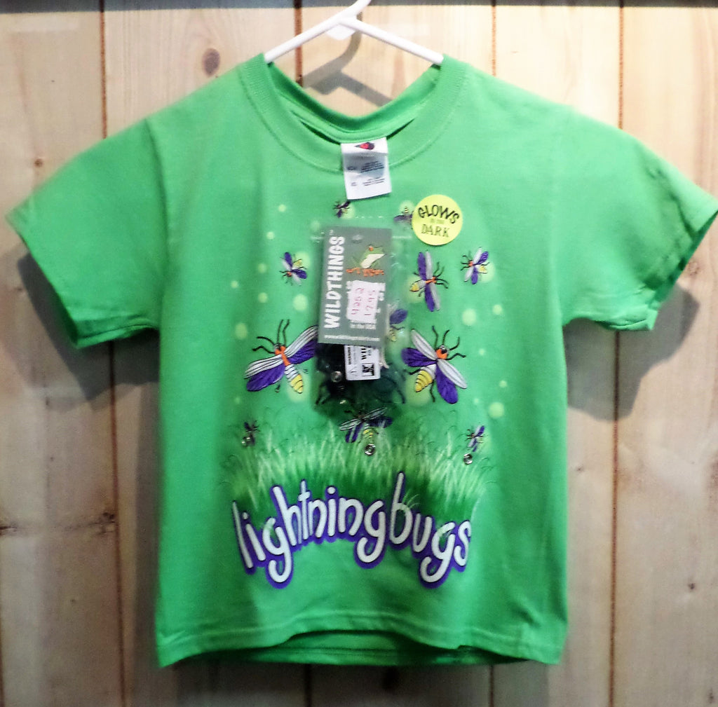 Lightning Bug Children's T-Shirt