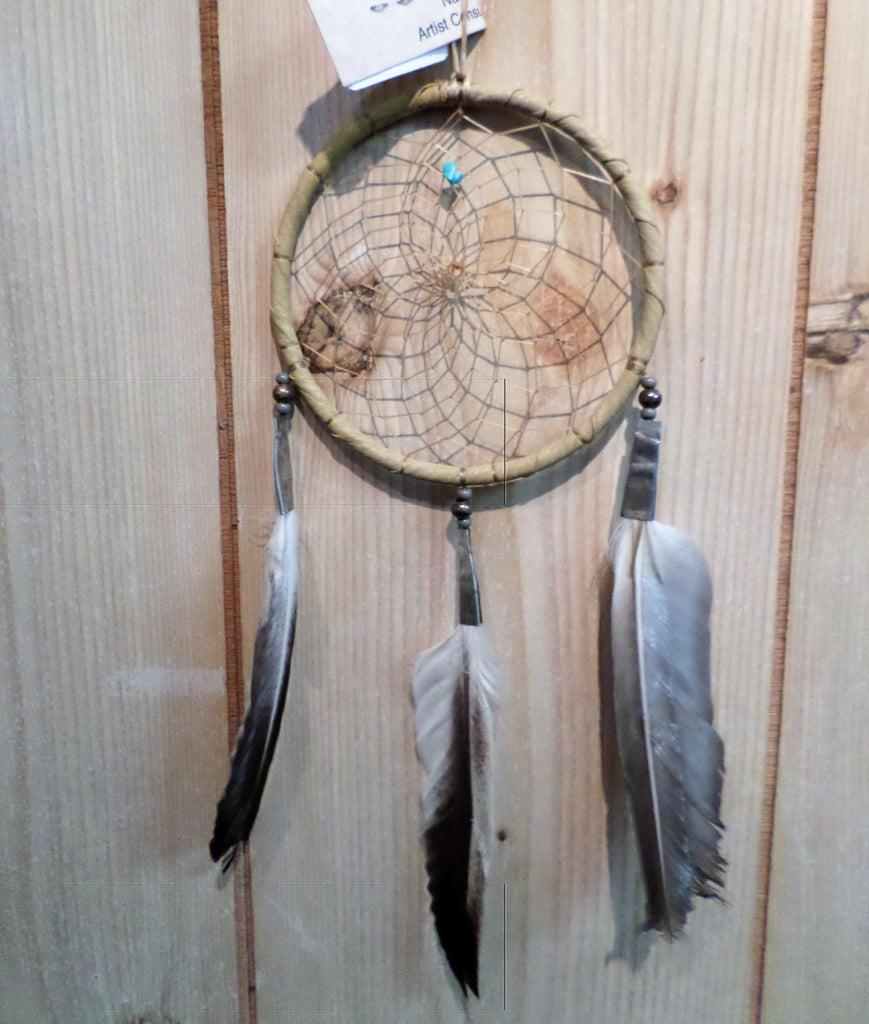 "4"" Navajo Dream Catcher"