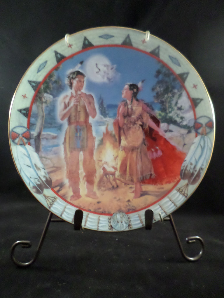 """Mystical Serenade"" Collector's Plate"