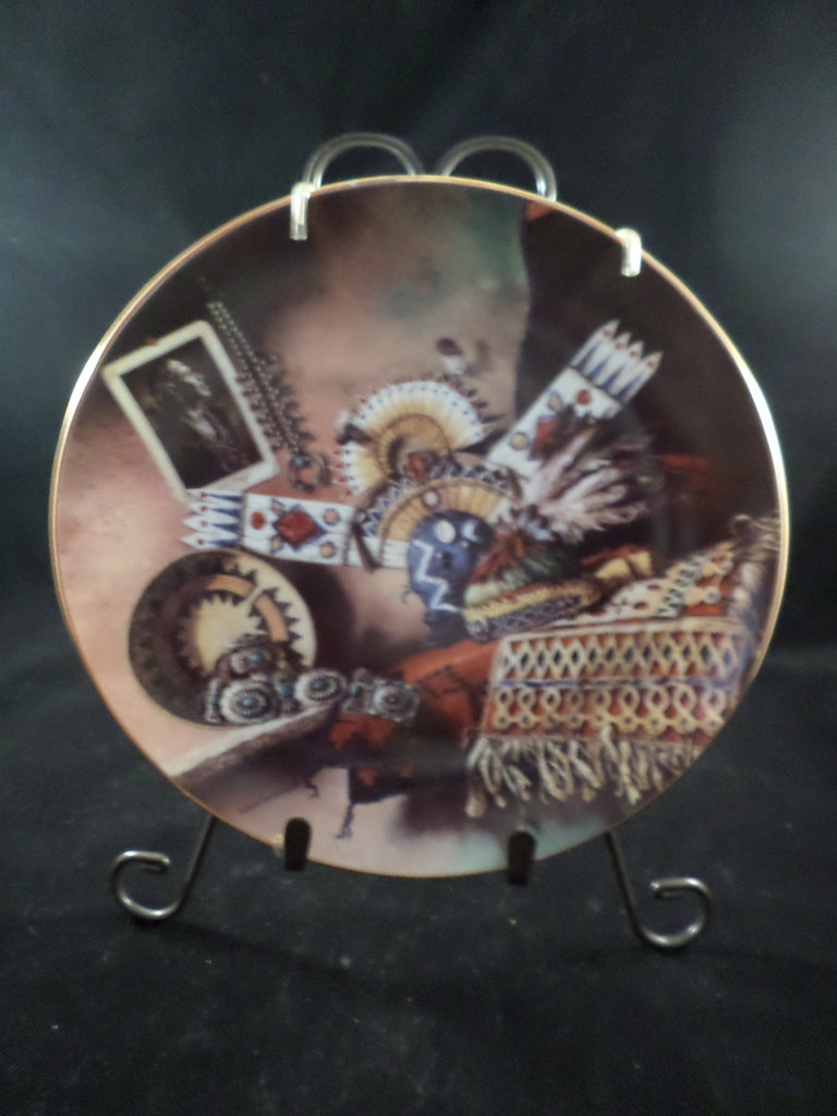 """Nomads of the Southwest"" Collector's Plate"
