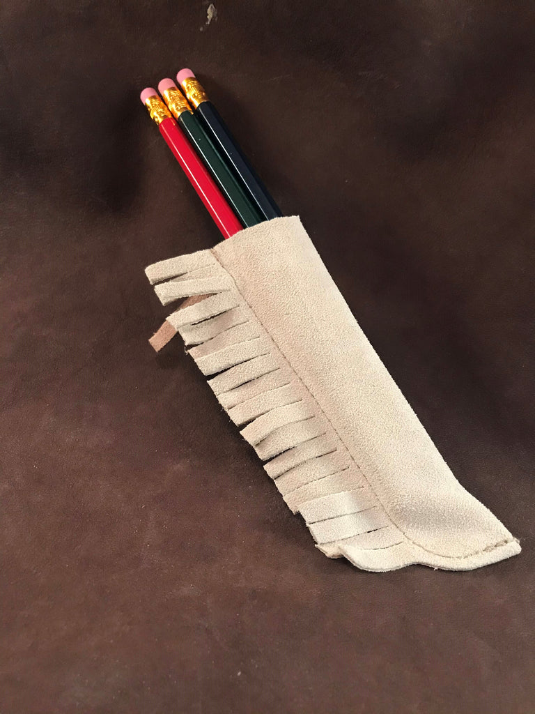 Quiver Pencil Case w/ Pencils