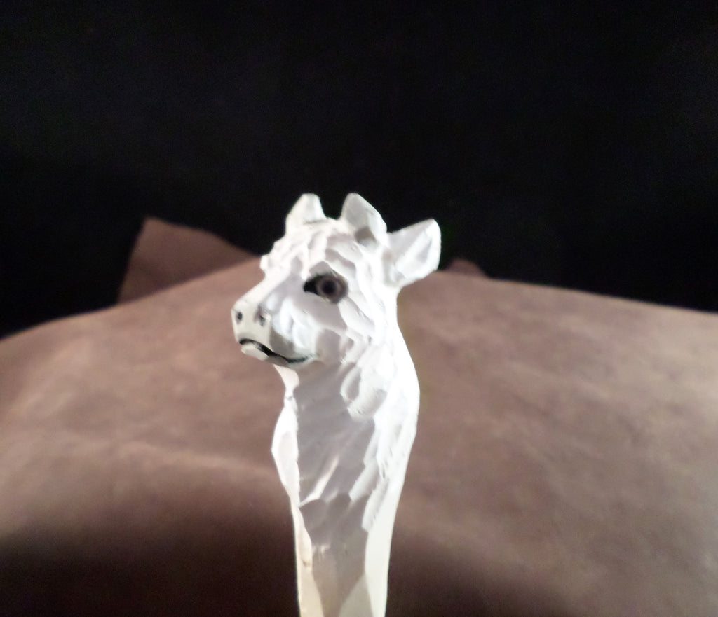 Wood Carved Animal Pens – Catawba Cultural Preservation Project